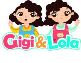 #3 cho Cartoon illustration of 2 girls for a logo bởi olgarguello85