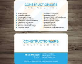 #91 for Business Card Design for a Residential Engineering Company af looterapro01