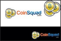 Logo Design for CoinSquad.com için Graphic Design90 No.lu Yarışma Girdisi