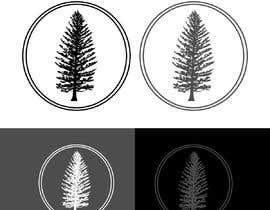 #31 for Design me a Norfolk Pine Tree logo af NajirIslam