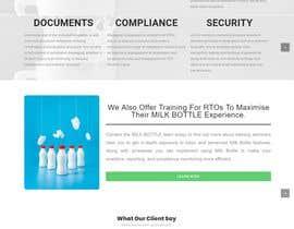 #5 для design a home page for a website от monirhoossen