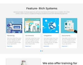 #1 для design a home page for a website от RajinderMithri