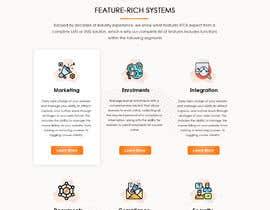 #11 для design a home page for a website от trandesign0105
