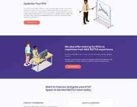 #17 для design a home page for a website от amitpokhriyalchd