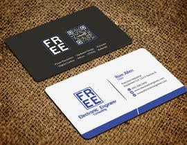 #269 для Engineer consultant Business Card от LegendJahid