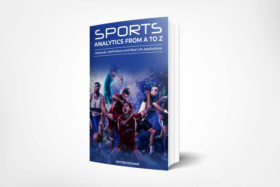 Proposition n°49 du concours Book Cover Design - Sports Themed