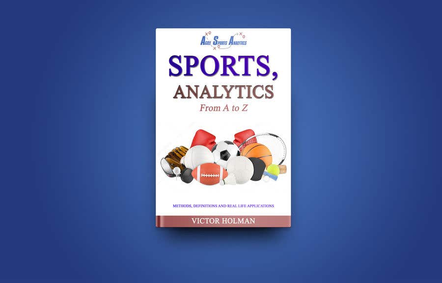 Proposition n°75 du concours Book Cover Design - Sports Themed
