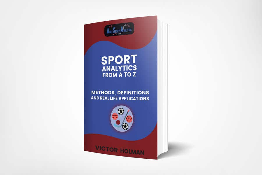 Proposition n°46 du concours Book Cover Design - Sports Themed