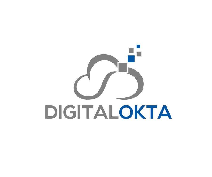 Penyertaan Peraduan #24 untuk DigitalOkta LogoDesign