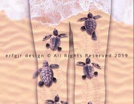 #15 for Baby Sea Turtle Crawl af kimuchan