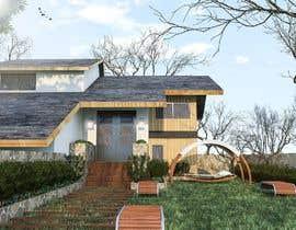 nº 12 pour 3D Frontyard Modern Design par YasharLuxuryArt