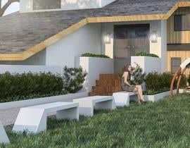 nº 22 pour 3D Frontyard Modern Design par YasharLuxuryArt