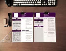 #41 cho Resume Design bởi jhonikram