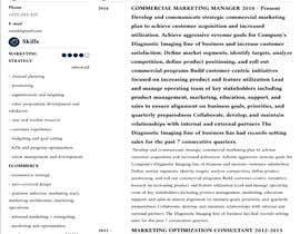#33 cho Resume Design bởi Hasanshanto
