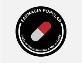 #145 para Logo for pharmacy store de jackwilder92