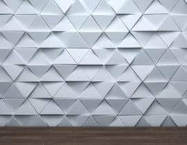 nº 25 pour Need interior designer of 3d wall tiles par bshbsh88