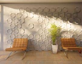 nº 34 pour Need interior designer of 3d wall tiles par pavelleonua