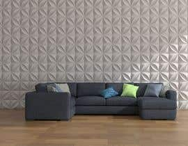 nº 64 pour Need interior designer of 3d wall tiles par sayedkpi