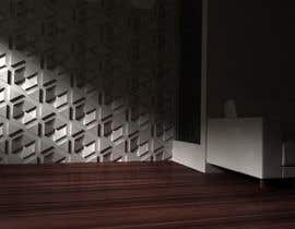 nº 21 pour Need interior designer of 3d wall tiles par mrsi
