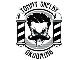 #13 для Design a gothic style logo for a barbers от edrianventura