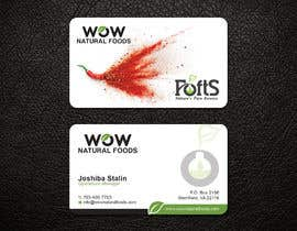 #62 para create business card por patitbiswas