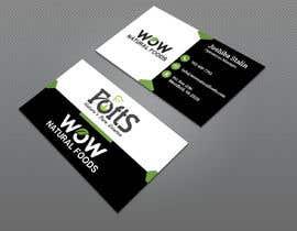 #92 para create business card por AnimashMondal