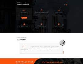 Nro 55 kilpailuun Build me a Web site käyttäjältä pradeepdziner