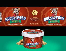 #58 for Label for Peanut Butter Jar! by AlekMarquez