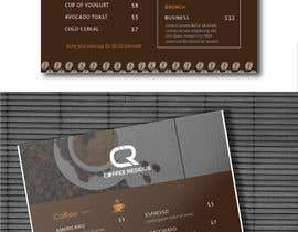 #87 untuk Build full Identity for a Coffee Shop oleh FALL3N0005000