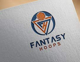 #28 pentru Design fantasy hoops logo de către logodesign0121