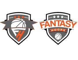 #122 pentru Design fantasy hoops logo de către Sonaliakash911