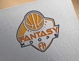 #25 pentru Design fantasy hoops logo de către abadoutayeb1983