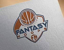 #33 pentru Design fantasy hoops logo de către abadoutayeb1983