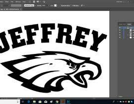 #6 untuk Eagles Font Graphic Design oleh PSdesigner280