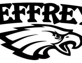 #21 untuk Eagles Font Graphic Design oleh alaahsn