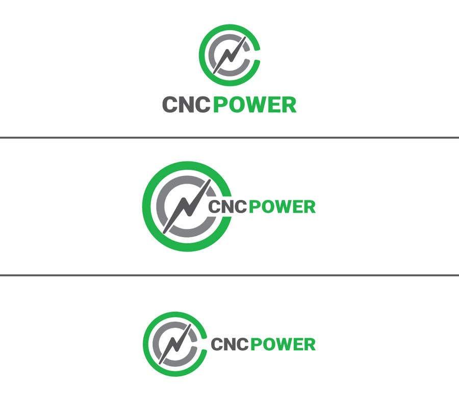 "Intrarea #71 pentru concursul ""Logo design for CNC machining company"""