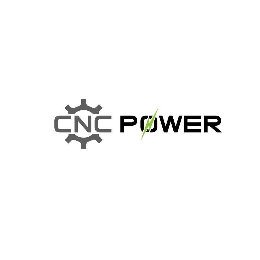 "Intrarea #2 pentru concursul ""Logo design for CNC machining company"""