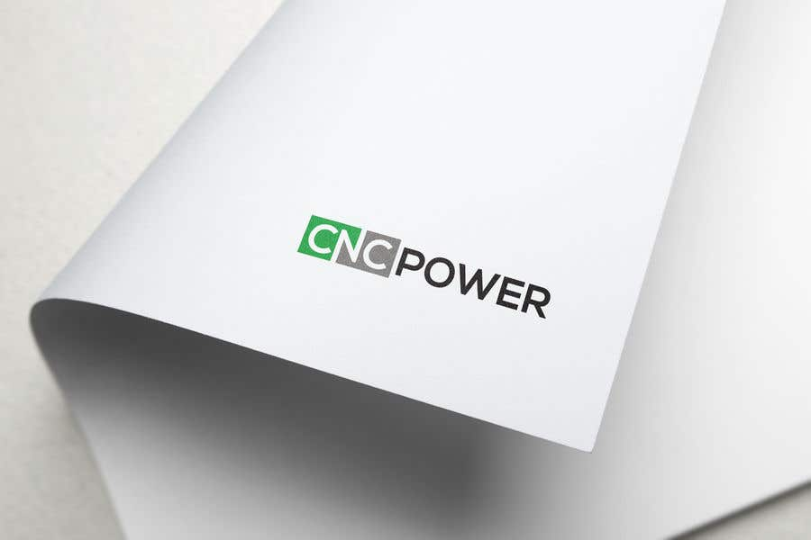 "Intrarea #1 pentru concursul ""Logo design for CNC machining company"""