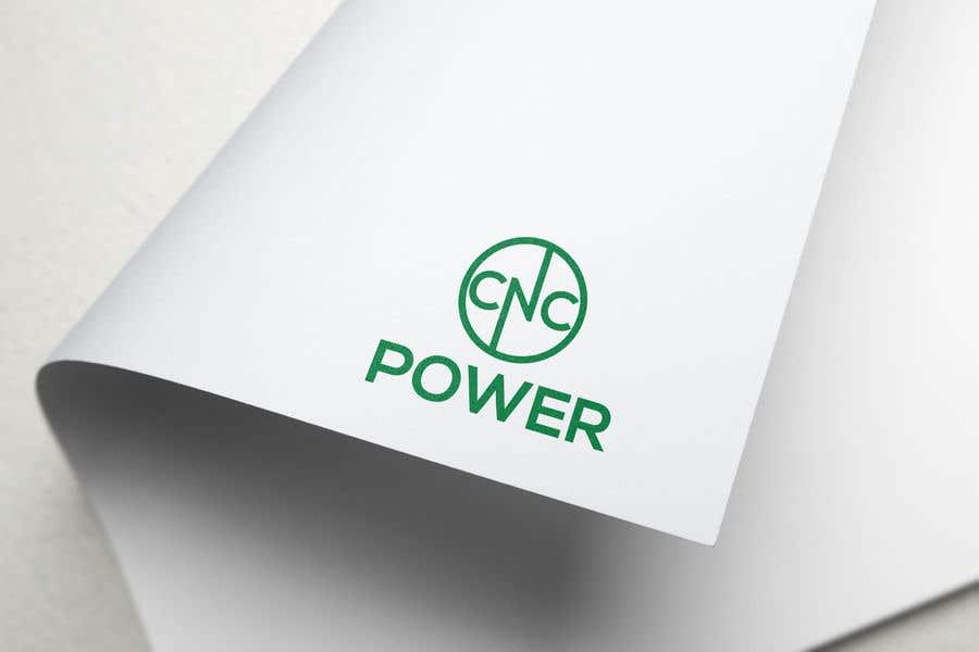 "Intrarea #3 pentru concursul ""Logo design for CNC machining company"""