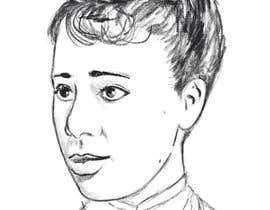 #90 for Sketching Historical Figures af NellTheArtist