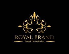 #9 untuk I need a logo designed for: Royal Carpentry & Construction oleh mizan6349