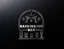 """RafiKhanAnik tarafından Business logo """"Backwater Bar"""" için no 49"""