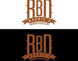 Nro 132 kilpailuun Company Logo for Brewery & Distillery käyttäjältä RANA01706