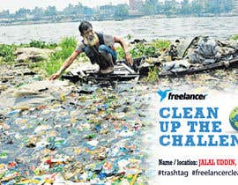 #455 untuk Freelancer.com $12,500 Clean up the World Challenge! oleh designerjalaludd