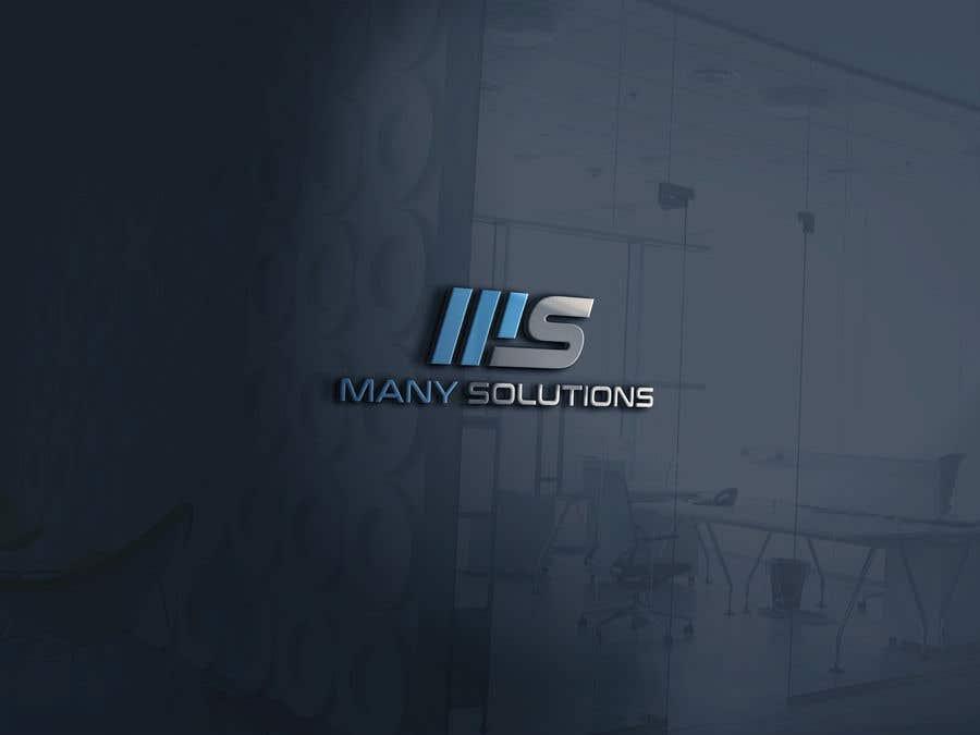 Penyertaan Peraduan #58 untuk Logo design for a IT Company
