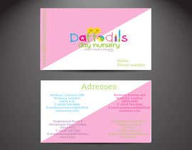 #403 for Business Card af sara2001092