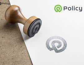 nº 582 pour Design a Logo for 'Policy' par mohinuddin7472