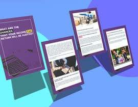 Nro 16 kilpailuun Build Me An Ebook käyttäjältä theuniquecorp
