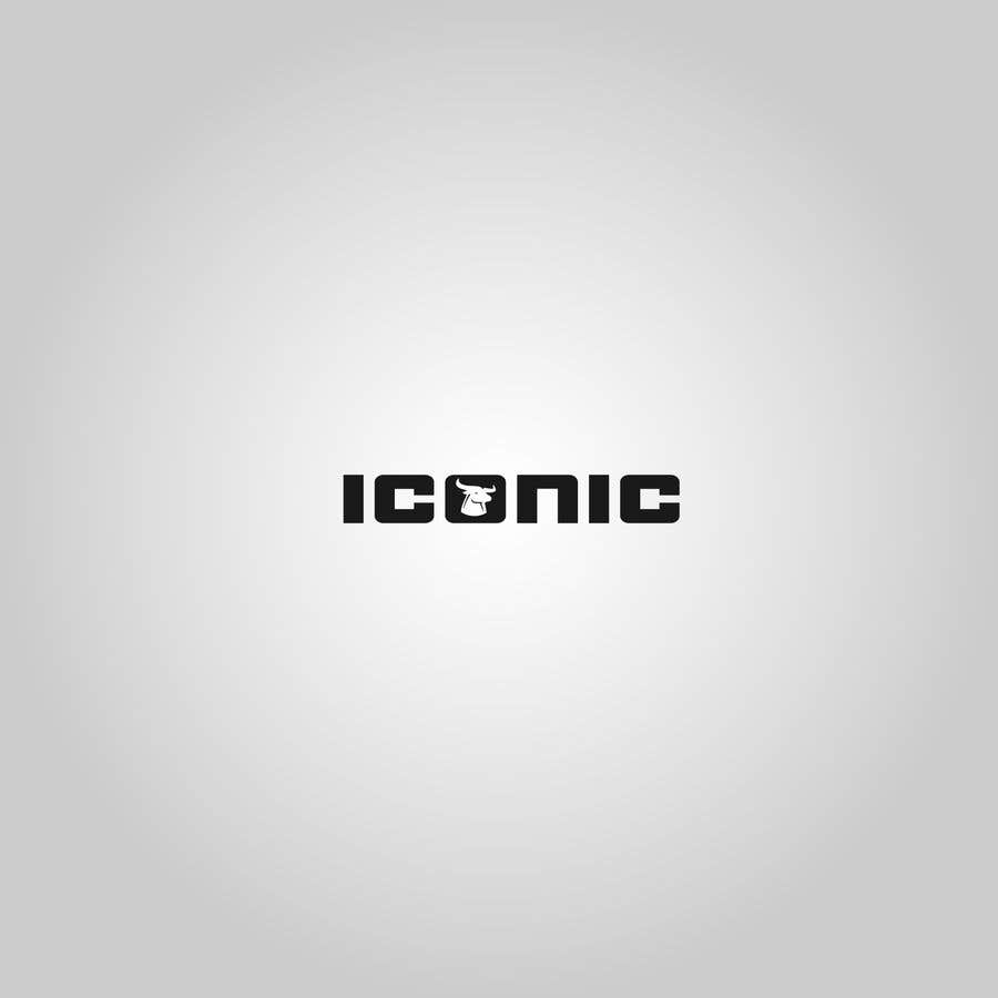 Inscrição nº 14 do Concurso para I need a logo based on a word ( iconic ) we are looking for something modern and chic, this logo will be placed on the back of phone cases .