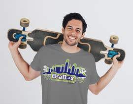 #25 cho BraBox Tshirt Design for marathon race bởi SazzadRobin
